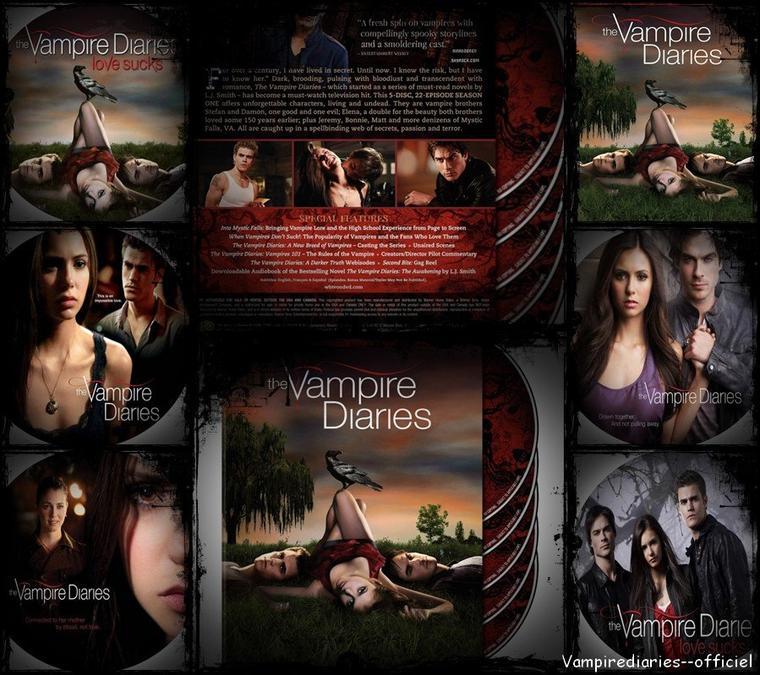 SORTIE DVD DE LA SAISON 1 +++++ QUIZ