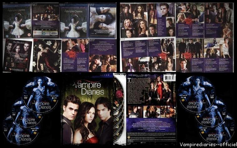 SORTIE DVD DE LA SAISON 2 +++++ QUIZ