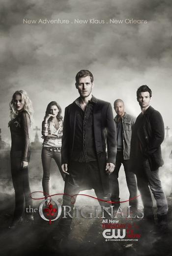 Les acteurs/personnages de The Originals