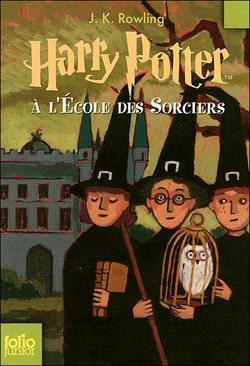 Harry Potter et l'école des Sorciers ¤ tome 1 ¤ J.K. Rowling