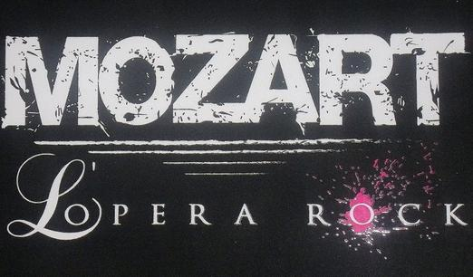 Mozart L'opera Rock <3