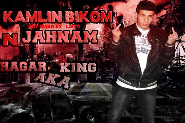 Biographie 7AGAR KING