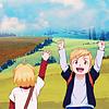 Full metal alchemist = yui .. Again  opening =) ! saison 2 ( ino-yamanaka-10 ) >-<