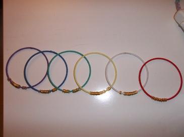 DIY : des bracelets uniques!