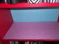 DIY : etagère partie I - le haut (1)