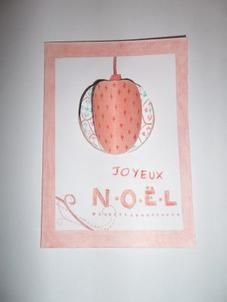 DIY : NOEL - Les cartes de voeux!