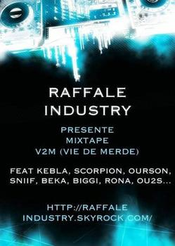 V2M  (VIE DE MERDE ) / Eltounsi Feat Iskos Mc - BATALAFUCK (2011)