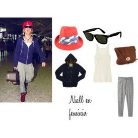 Niall version feminine