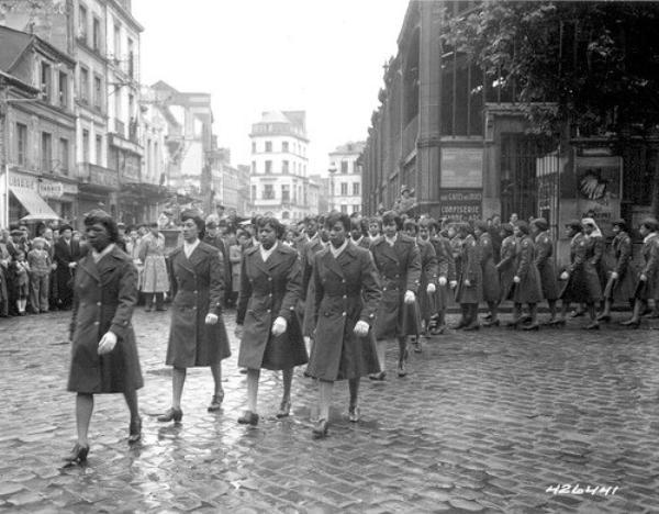 les femmes afro-américaine dans la guerre