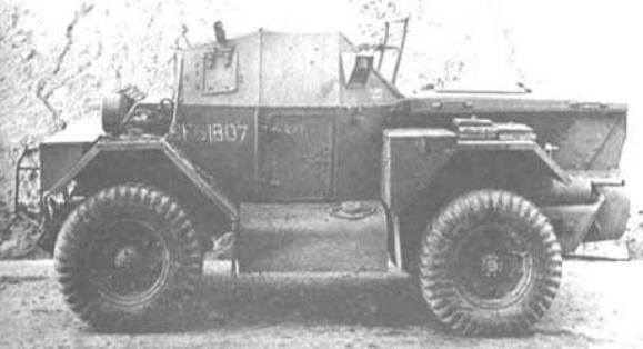 tankistes canadiens lors de la 2e GM