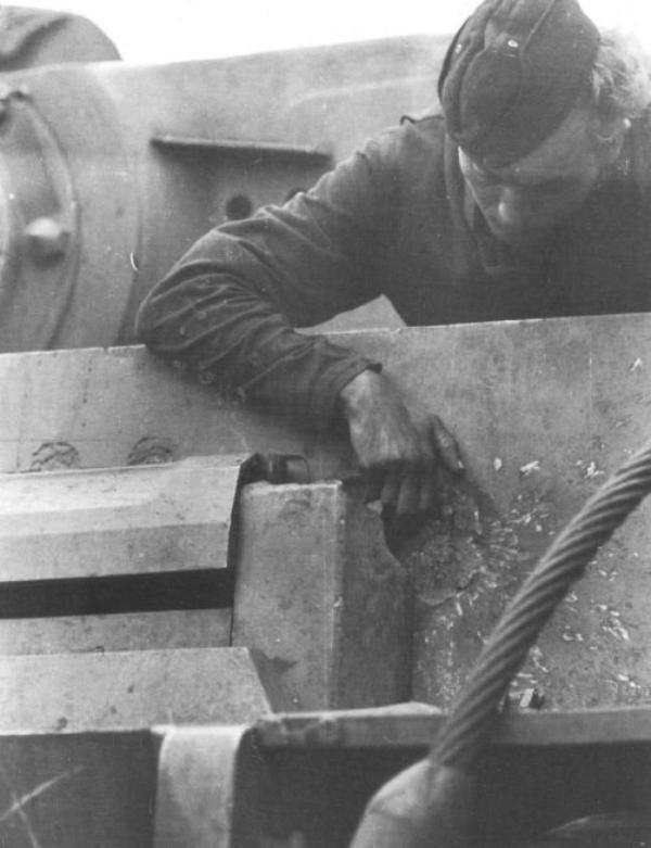 les équipages des  panzers se pensaient t'ils invincibles ?