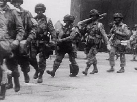 ce soir 5 juin 2012  il y a 68 ans le départ des paras vers la normandie