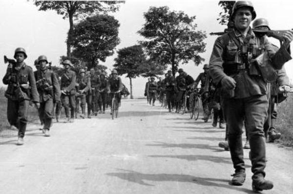 le dopage dans la seconde guerre mondiale.