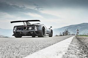 Pagani Zonda 760 RS
