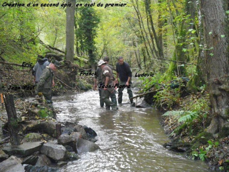 Samedi 27 Octobre 2012 : Travaux
