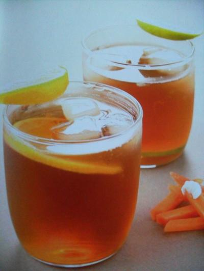 Boissons : Iced Tea