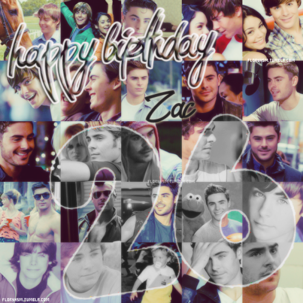 Happy Birthday ♥