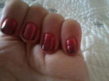 Comment réaliser un dégradé sur vos ongles ? :)