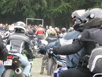 Le 19 juin 2011 rasssemblement de moto