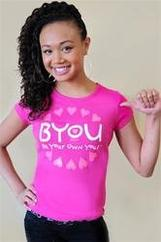 Videos and Pictures of Cymphonique Miller, Be Your Own You - Self Esteem Apparel and Education Co.Business Partner