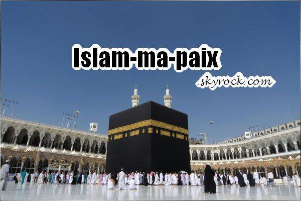 Après avoir loué et remercié Dieu, Notre Bien Aimé Prophète (Paix et bénédiction d'Allah sur lui ♥) a déclaré :