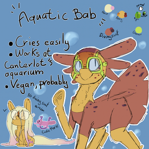 aquatic bab