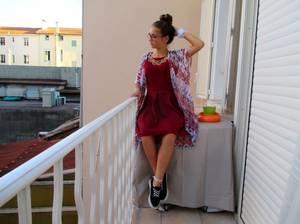 DIY kimono simple ♥