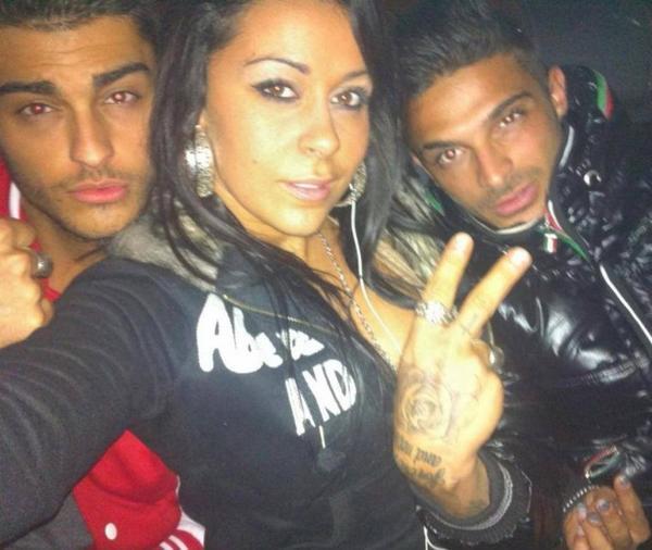 Shanna ,Thibault et Julien