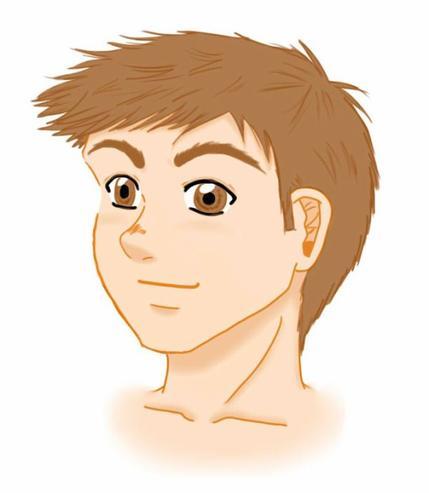 Portrait de Nelf