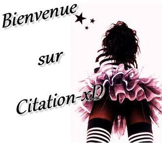 Bienvenue sur Citation-XD