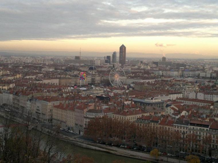 Lyon <3 Tu es la capitale !
