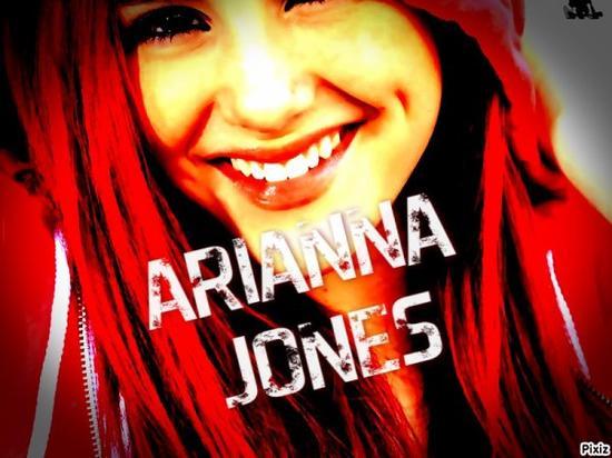 Arianna Jones