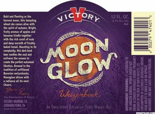 Review : Victory Moonglow Weizenbock