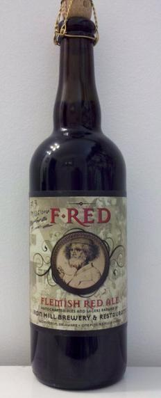 Review : Iron Hill Brewery FRED Flemish Red Ale