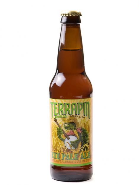 Review : Terrapin Rye Pale Ale