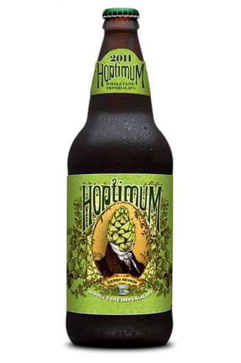 Review : Sierra Nevada Hoptimum Double IPA