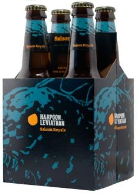 Review : Harpoon Leviathan Saison Royale
