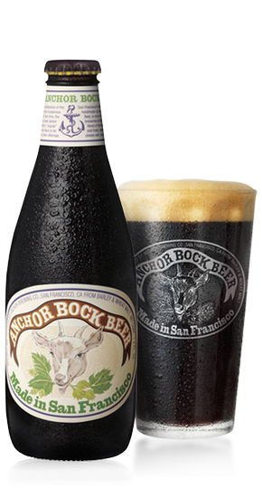 Review : Anchor Bock Beer