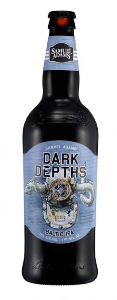 Review : Samuel Adams Dark Depths