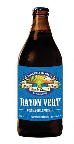 Review : Green Flash Rayon Vert