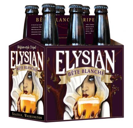 Review : Elysian Bête Blanche Belgian Tripel