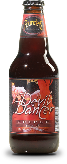 Review : Founders Devil Dancer Triple IPA