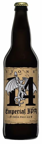 Review : Stone 14th Anniversary Emperial IPA
