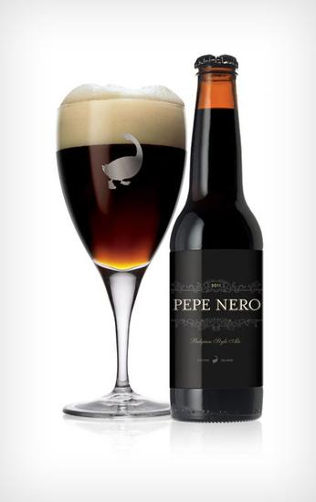 Review : Goose Island Pepe Nero