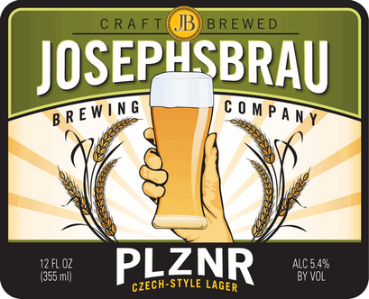Review : Josephs Brau PLZNR Czech-Style Lager