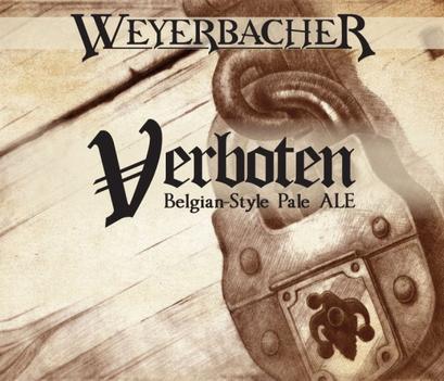 Review : Weyerbacher Verboten