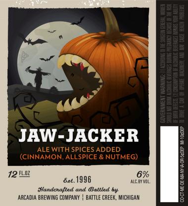 Review : Arcadia Jaw-Jacker Ale