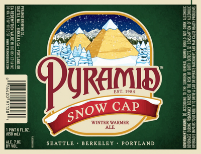 Review : Pyramid Snow Cap
