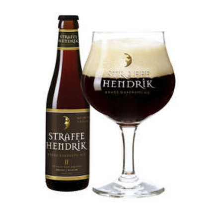 Review : Straffe Hendrik Brugs Quadrupel