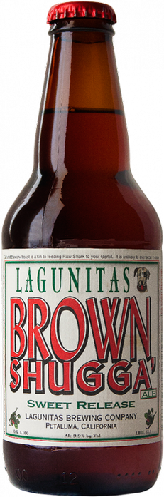 Review : Lagunitas Brown Shugga'
